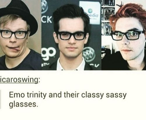You mean classy sassy glassies?