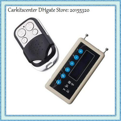 2016 Carkitscenter 315mhz Car Key Remote Control Code