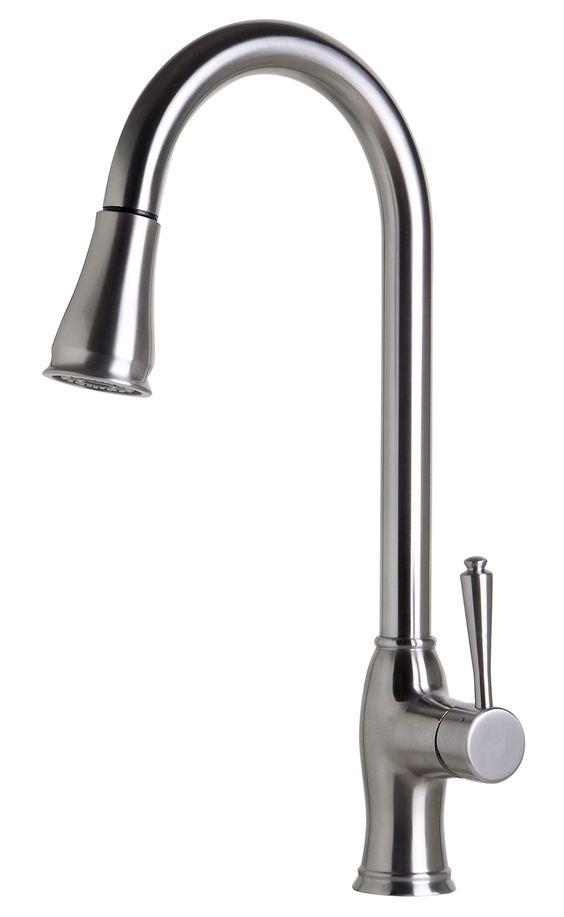 Single Handle Deck Mounted Kitchen Faucet