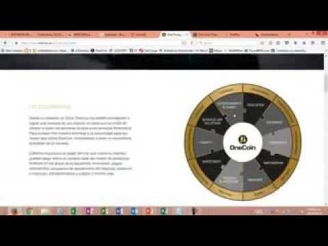 Ecosistema Financiero de OneCoin www.onecoin.eu/signup/carmencita68