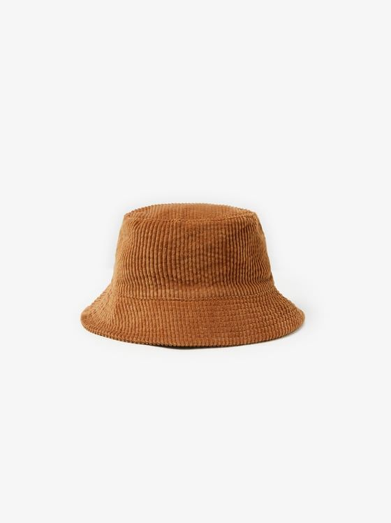 Zara Kids Corduroy Bob Hat Corduroy Bucket Hat Bucket Hat Fashion Hats