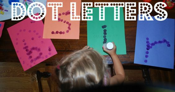Another great way to learn letters!
