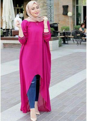 Model Baju Colorful