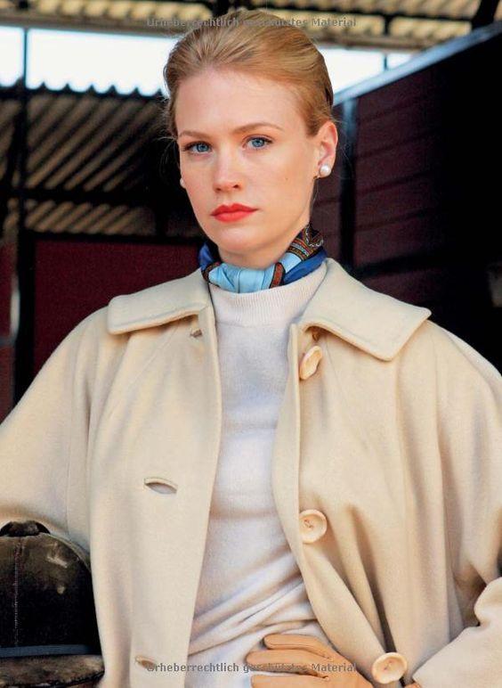 FASHION - aufregend weiblich: Von der Kostümdesignerin der Kultserie MAD MEN…