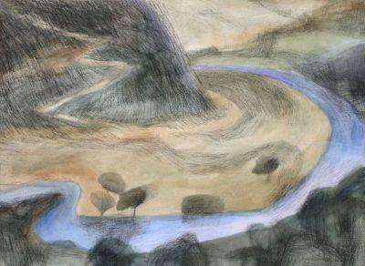 Tirlun Barddol - Amddiffynfa III - Eleri Mills