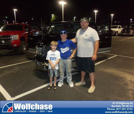 #HappyAnniversary to Dillion Ondo on your 2012 #Dodge Truck #Ram 1500 from James Kristensen at Wolfchase Chrysler Jeep Dodge!