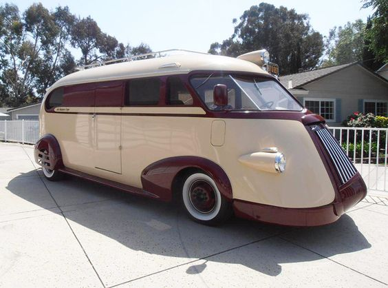 Vintage Rv moreover 99290366755183624 in addition Its Friday Fuck This Shit 115 together with Crazy Custom Rv 1941 Western Flyer as well 566538828102324592. on 1941 western flyer brooks stevens