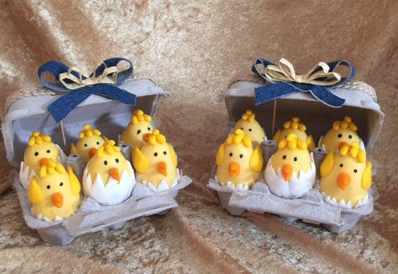 CAKEPOPS CHICKS!!!! www.sweettreatusa.com