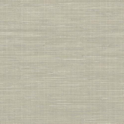Nuwallpaper 30 75 Sq Ft Brown Vinyl Grasscloth Self Adhesive Peel And Stick Wallpaper Lowes Com Nuwallpaper Grasscloth Peel And Stick Wallpaper