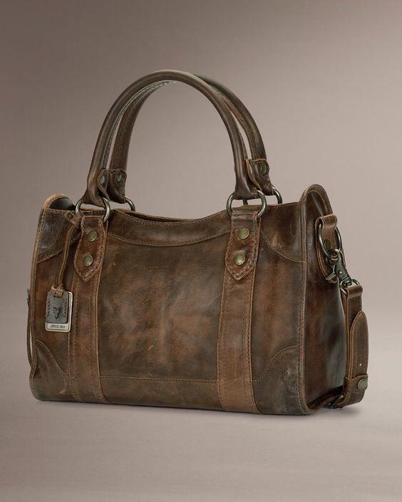 Womens Leather Handbags & Leather Purses   The FRYE Company