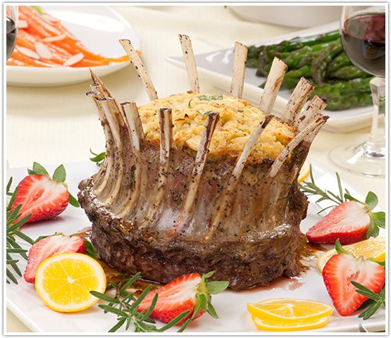 Easter dinner ideas behind the traditions easter spring for What is a traditional easter dinner