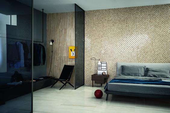 #Marazzi | #Allmarble | #porcelain | #tiles | #bedroom | #marbleeffect | #andreaferrari | #floor | #walls
