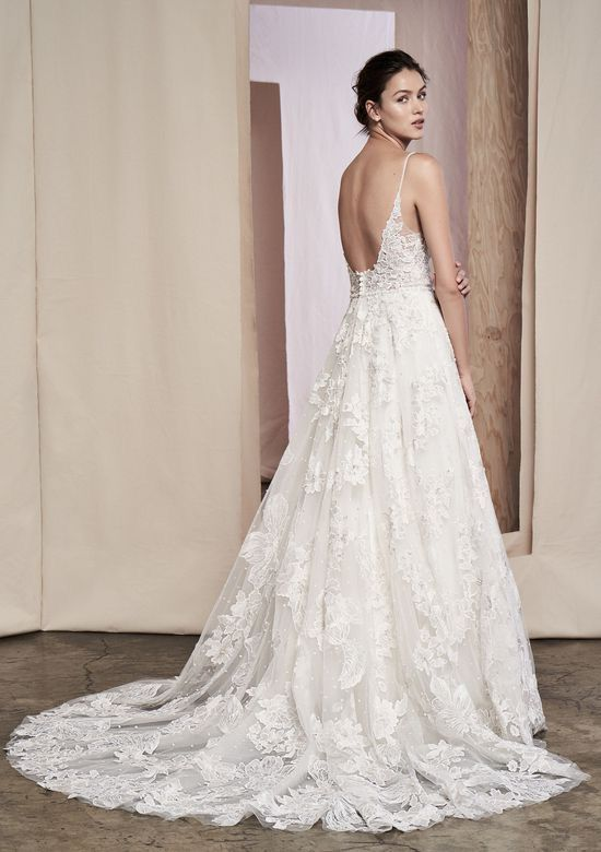 Off The Rack Clearance Gowns Frisco In 2020 Wedding Dresses Lace Ballgown Ball Gowns Lace Ball Gowns