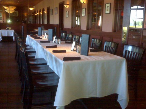 We have our Mardi Gras room available for parties up to 60 people!