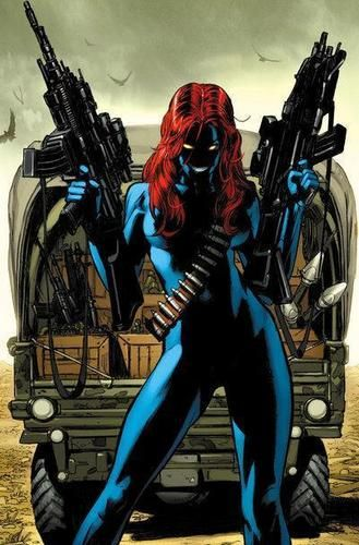 Mystique wallpaper containing comic book in The Marvel Superheroines Club
