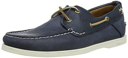 Timberland Heritage CW Boat_Heritage CW Boat 2 Eye, Herren Bootsschuhe, Blau (Navy with Finish Plan), 42 EU - http://on-line-kaufen.de/timberland/42-eu-timberland-ek-hert-2-eye-herren-bootsschuhe-3