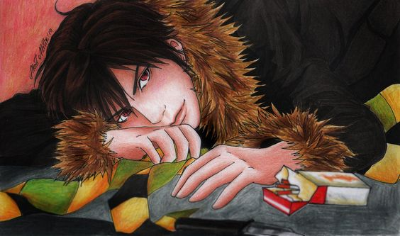 Izaya-kun by Mad-Hatter----X on DeviantArt