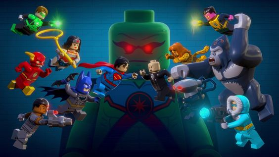 Lego DC - L'attaque de la Légion Maudite (2015) - Rick Morales •