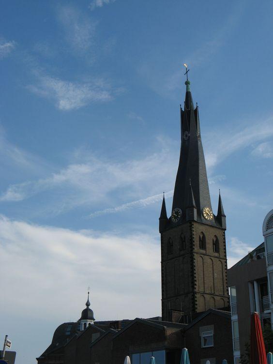 St. Lambertus - der schiefe Turm