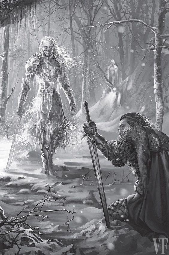 White walker Más