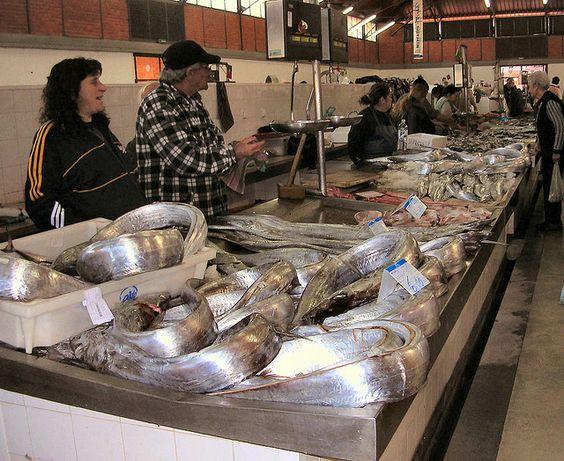 Olhão fish market, Algarve's largest - Casa Verdazul, near Tavira (Algarve), Portugal http://charmhotelsweb.com/en/hotel/PT056