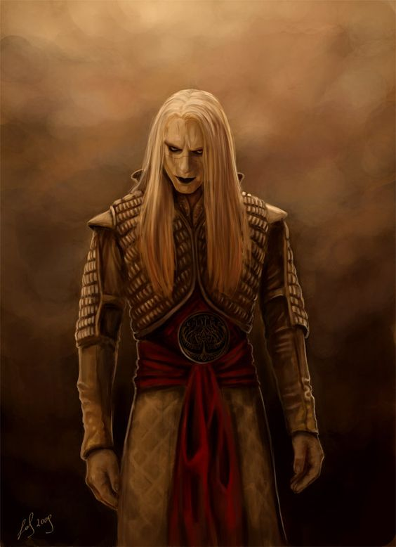 Prince Nuada again by LeafOfSteel on deviantART