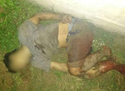 Ex-presidiário é morto ao tentar assaltar policial militar