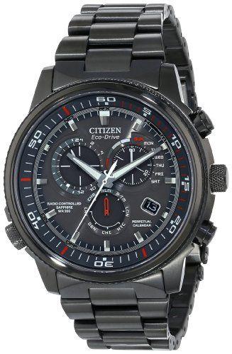 Citizen Men's AT4117-56H Nighthawk A-T Analog Display Japanese Quartz Grey Watch - http://www.specialdaysgift.com/citizen-mens-at4117-56h-nighthawk-a-t-analog-display-japanese-quartz-grey-watch/