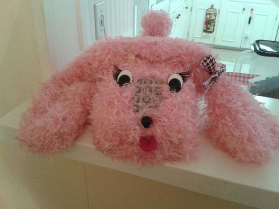 Pink Poodle Telephone Enter your best work for a chance to win $1000 at #TheCraftys!