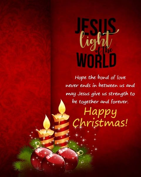 Christian Christmas Cards With Messages And Wishes Christian