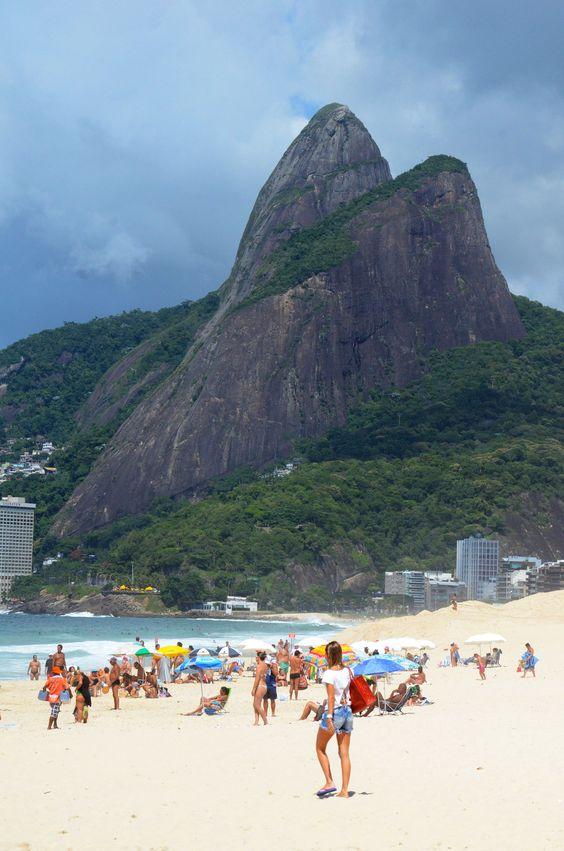 Praia de Ipanema - Rio de Janeiro - Foto: Alexandre Macieira|Riotur | Flickr - Photo Sharing!
