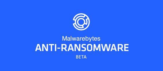 Malwarebytes Anti-Ransomware - Protecção permanente contra ransomware