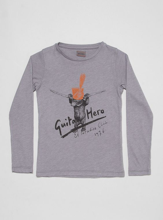 Couverture and The Garbstore - Childrens - Morley - Flip Guitar Hero Top
