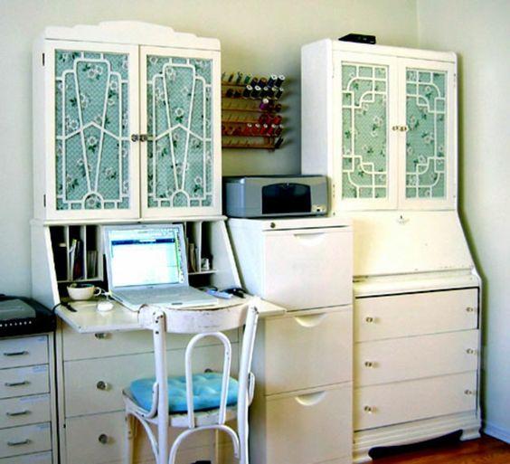 sekret r selber bauen coole diy ideen zum eigenbau schreibtisch pinterest selbermachen. Black Bedroom Furniture Sets. Home Design Ideas
