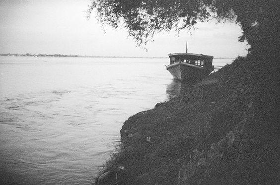 Katha(r), Mynmar: Irrawaddy River
