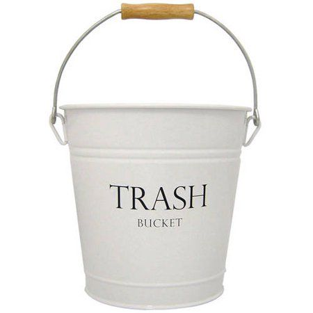 Home Trash Containers Bucket Bath Accessories