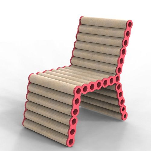 cardboard tube architecture google cardboard tube pinterest cardboard tubes chairs and architecture cardboard tubes