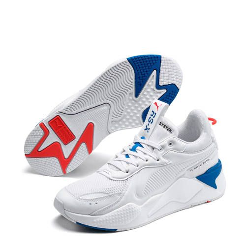 Puma RS-X Master sneakers wit/blauw in 2020 - Herensneakers ...