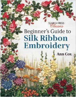 Best Silk Ribbon Embroidery book ad