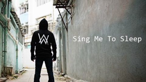 English Listening Practice With Songs Alan Walker Sing Me To