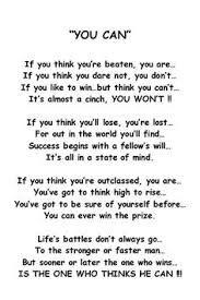 Resultado de imagen de growth mindset poems