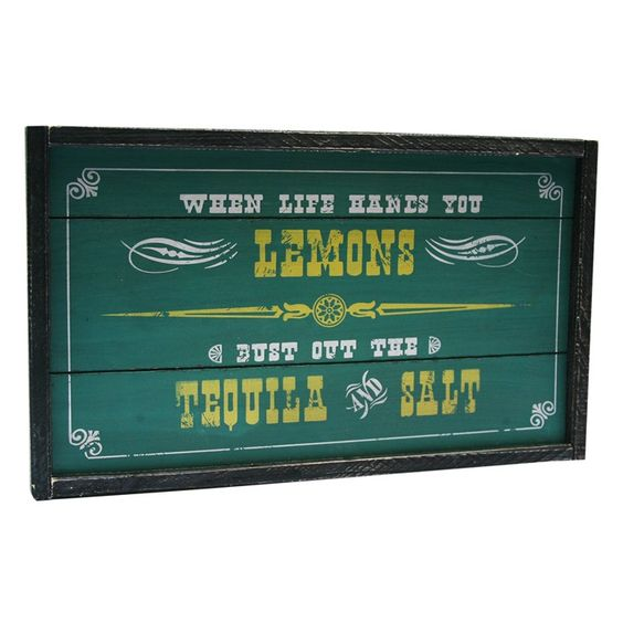 Billy Bob's Texas - Montana Silversmith Lemons Tequila