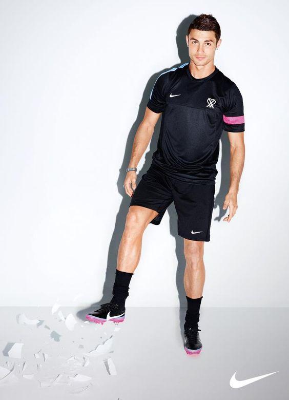 Cristiano Ronaldo Nike Photoshoot 2014 Những pha bóng hay của c ...