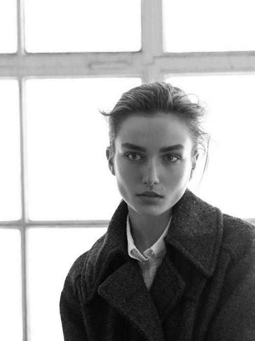 Isabel Marant Étoile Fall-Winter 2013-2014 | Andreea Diaconu
