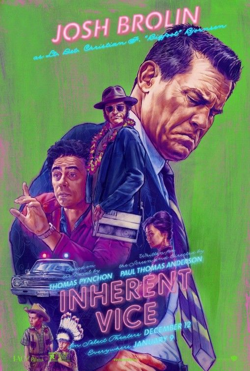 Click to View Extra Large Poster Image for Inherent Vice
