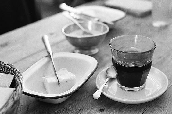 Breakfast at Leila's Cafe by Phil Gyford, via Flickr