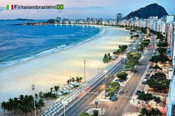 Rio de Janeiro ( #RJ ) - #Copacabana  http://italianobrasileiro.blogspot.com  #riodejaneiro   #cidademaravilhosa   #turismo   #brasil   #italianobrasileiro