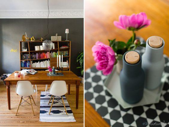 Esszimmer Eames HAY Design Interior