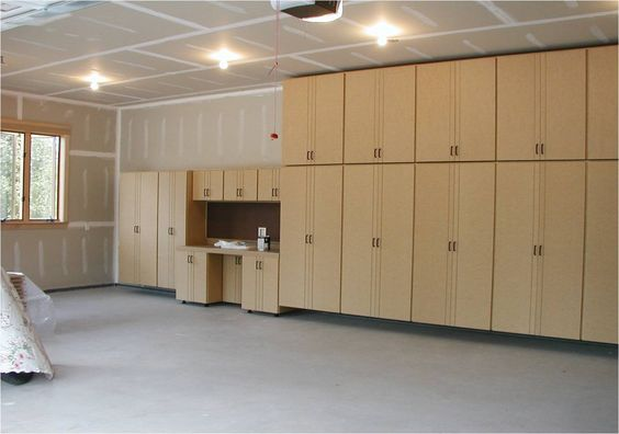 Large 24 Deep Garage Cabinets By Gscs For Maximum Storage Capacity You Re Going To Have Get More Stuff Put In Them With All That New Storag