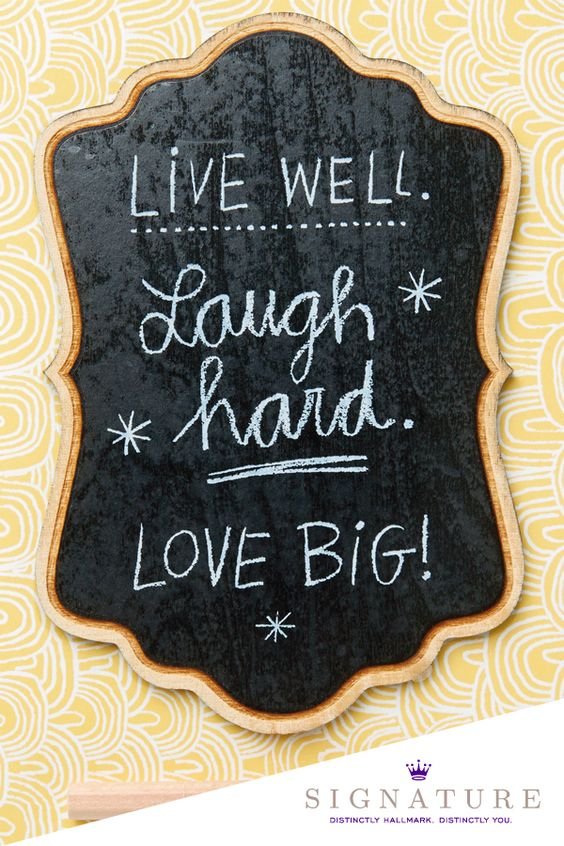 "Hallmark Signature cards are a perfect way to inspire a fashionable friend, and let her know how ""BIG"" you love her. #SignatureStyle:"